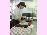 桜饅頭製造工程4