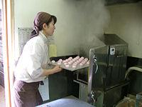 桜饅頭製造工程9