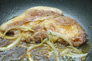 三元豚食べ方ソテー