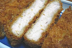 三元豚食べ方トンカツ