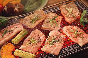 三元豚食べ方焼肉